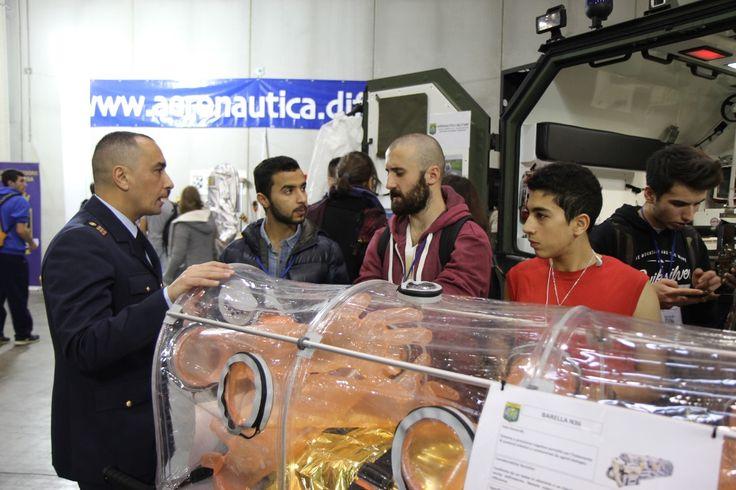 """La Difesa e """"Job&Orienta 2014″: prende il via un connubio vincente"""