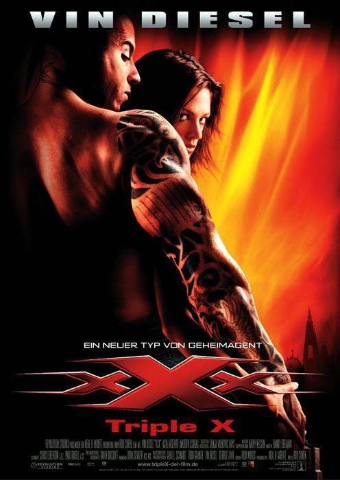 Poster zum Film: xXx - Triple X