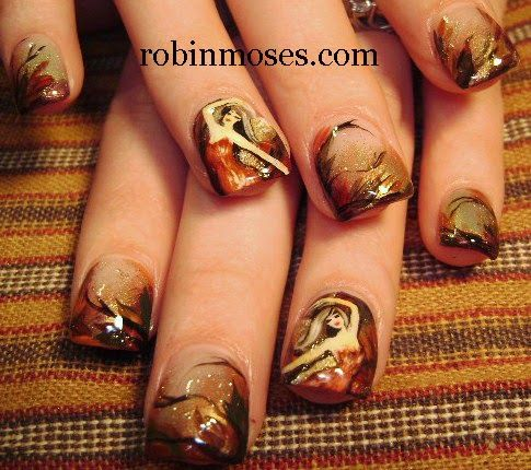 17 best ideas about fall nail trends on pinterest purple
