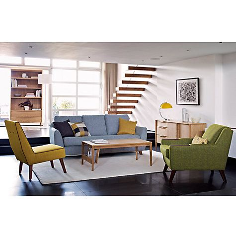 Ercol For John Lewis Pinter Living Room Furniture