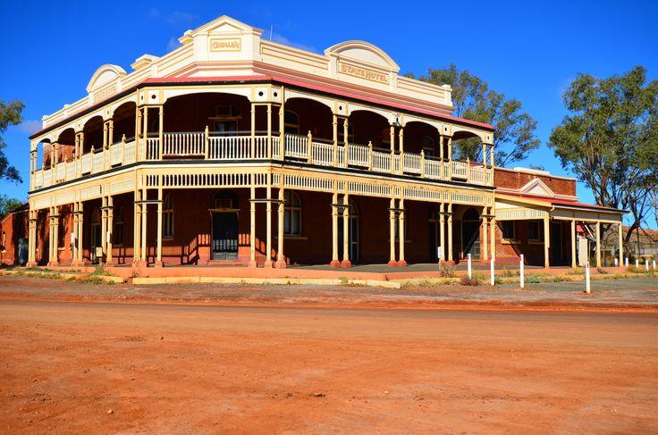 State Hotel, Gwalia WA
