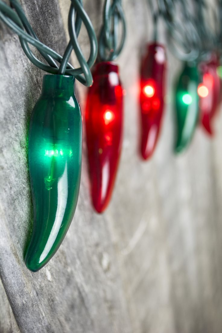 chili pepper string lights great cinco de mayo decor http www. Black Bedroom Furniture Sets. Home Design Ideas