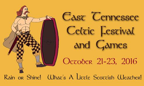 Upper East Tennessee Celtic Society - East Tennessee Celtic Festival - Elizabethton Tennessee