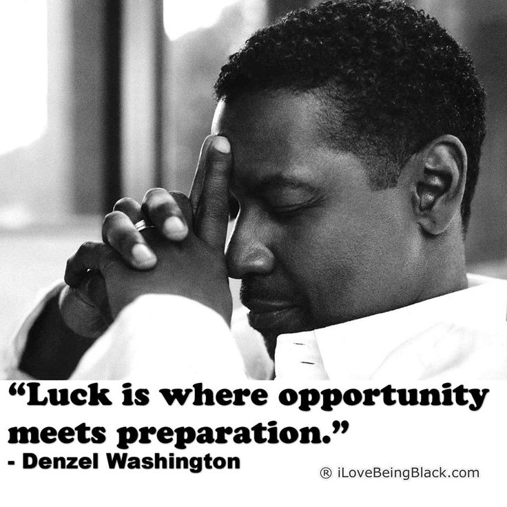 #Denzel Washington.