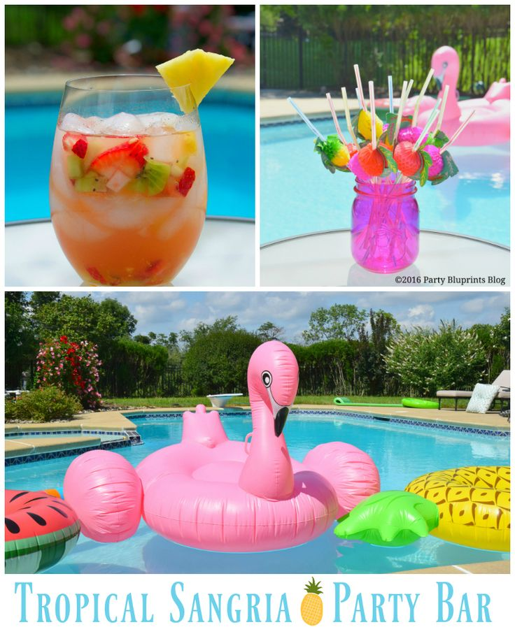 329 best images about summer party ideas on pinterest Summer party themes