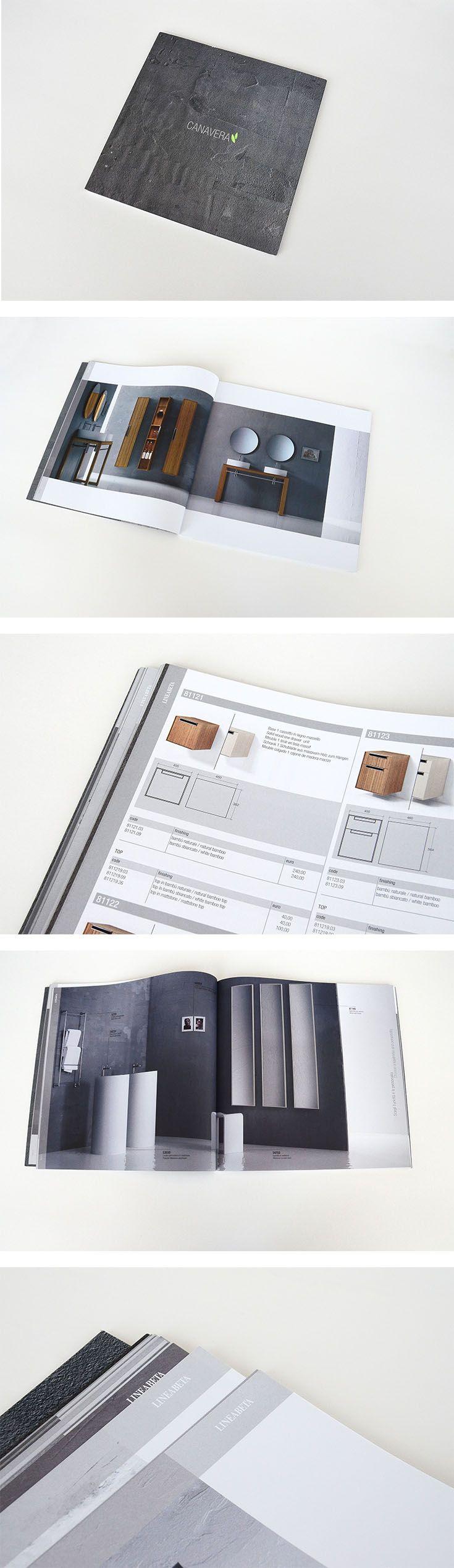 Lineabeta cataloghi, un progetto #effADV - Lineabeta #printing, effADV project - #catalogue #print