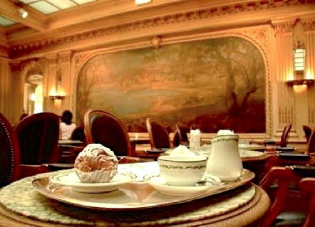 Bonjour Paris - Angelina of Paris: Best Hot Chocolate and Pastries
