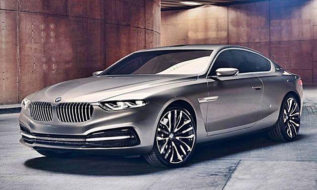 2020 BMW unveils 8 Series sedan release date