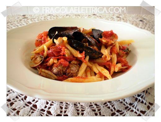 TROFIE ALLO SCOGLIO fragolaelettrica.com Le ricette di Ennio Zaccariello #Ricetta