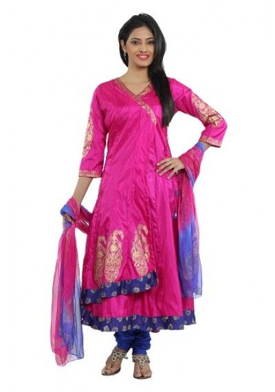 Fashionable salwar suits at seveneast.in