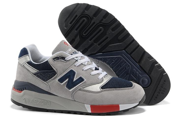 Zapatillas originales NewBalance 2013/998 de siete colores casuales zapatos de los hombres de los nuevos hombres de Balance de