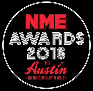 NME Awards Tour 2016 - Birmingham O2 Academy, 12th February 2016 - God Is In The TVGod Is In The TV