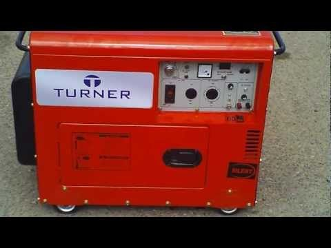 Turner Biodiesel. Silent Generator, 7000 watt max, 6000 watt rated. Sorry about the wind. - http://www.newvistaenergy.com/biodiesel/biodiesel-conversions/turner-biodiesel-silent-generator-7000-watt-max-6000-watt-rated-sorry-about-the-wind/