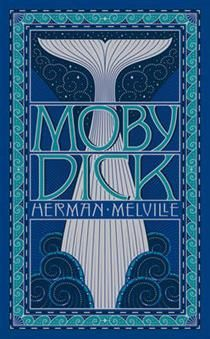 Moby-Dick (Barnes Noble Leatherbound Classic Collection)