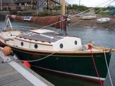 Norfolk Gypsy 20 for sale UK, Norfolk boats for sale, Norfolk used boat sales, Norfolk Sailing Yachts For Sale Norfolk Gypsy Panhagatty - Apollo Duck