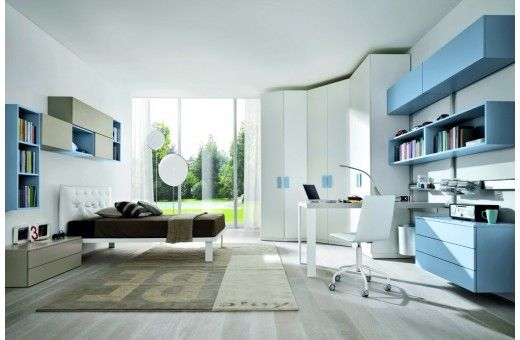 Casa Di Patsi - Έπιπλα και Ιδέες Διακόσμησης - Home Design ΜULTISPAZIO 10 - Παιδικο δωμάτιο - ΕΠΙΠΛΑ