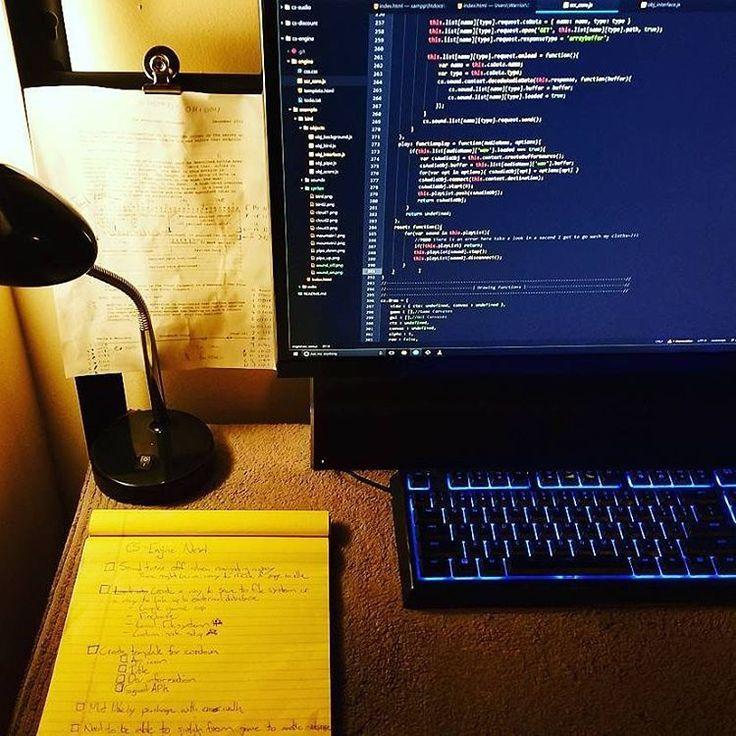 @sean_codes tune up ur game engine.  #DevNGeek #Desktop #language  #Java #JavaScript #Python #C #Code #Ruby #Programmer #Developer #Sharp #Mobile #FrontEnd #Php #AngularJS #Jquery #Ruby #Rails