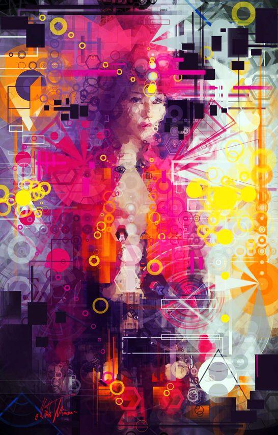 Temptress by Mishelangello.deviantart.com on @deviantART