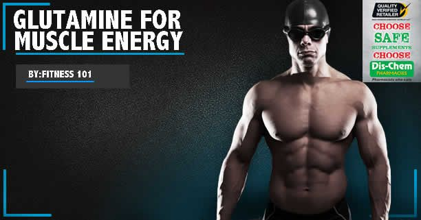 L-Glutamine for MUSCLE and ENERGY... Find out more!  http://www.fitness101.co.za/supplementation/sports-and-performance/l-glutamine-for-muscle-and-energy.shtml
