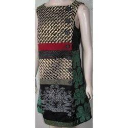 Desigual šaty - AFTER BOTTICELLI