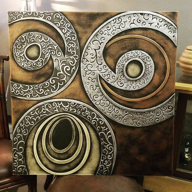 Walter E Smithe Leather art!