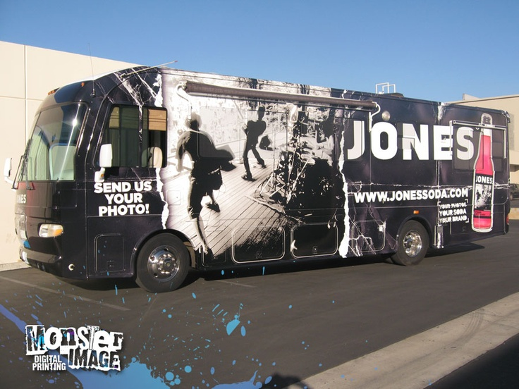 Vehicle Wraps by Monster Image. www.monsterimg.com