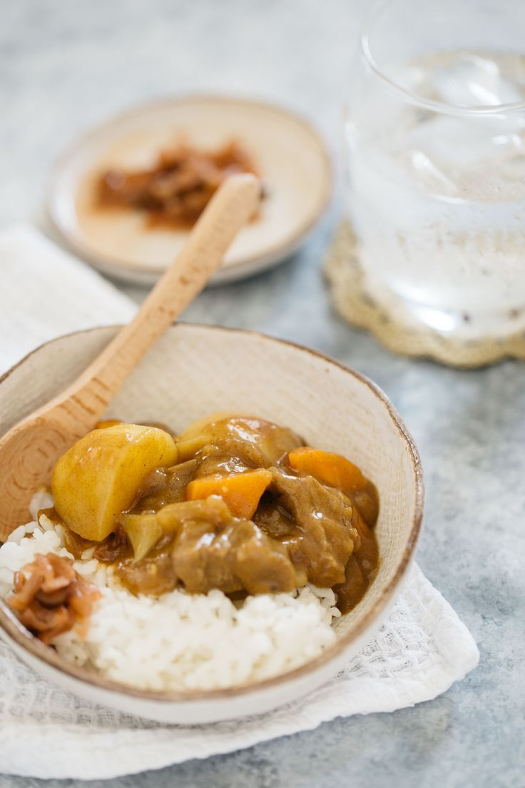 Japanese Curry Rice Recipe Japanese Curry Curry Curry Rice