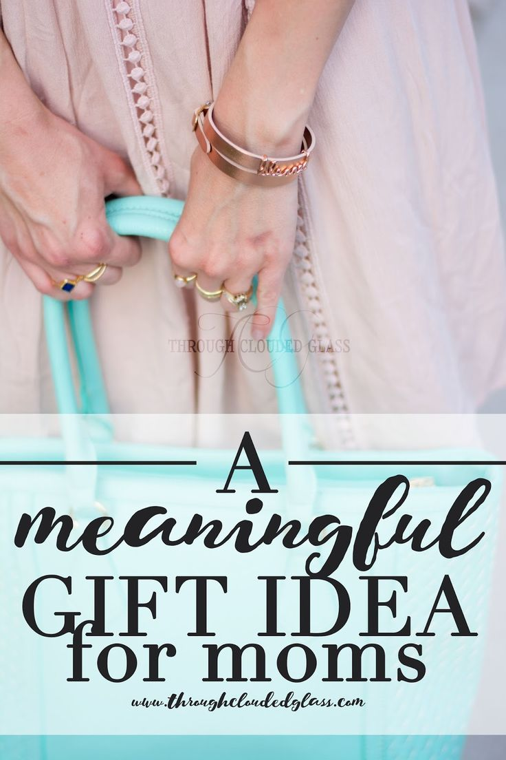 How I Am Marking The Years (A Gift Idea For Moms) | Through Clouded Glass