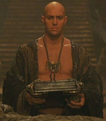 the mummy imhotep - Google Search