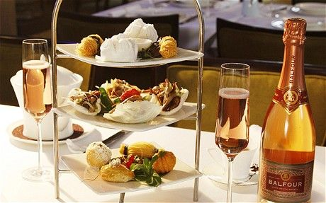 London's Best for Chinese-style tea: Grand Imperial's Oriental Afternoon Tea