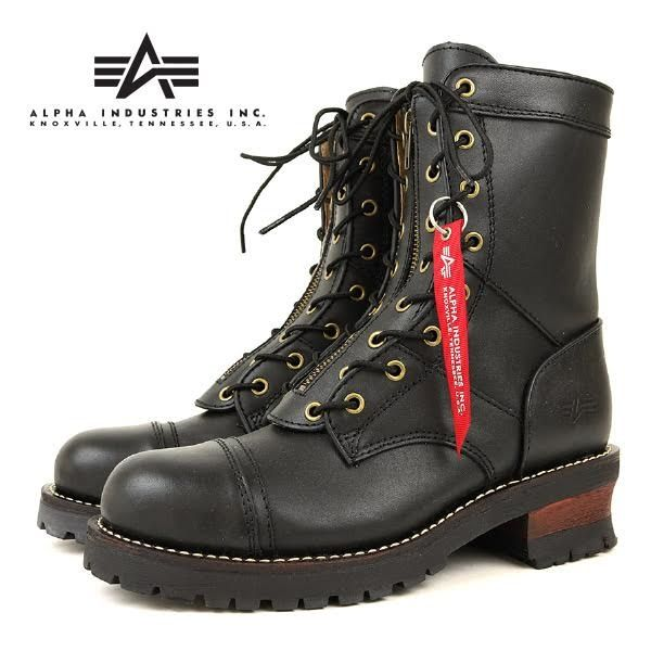ブーツ (コンバットサバイバルブーツ メンズ)   アルファ インダストリーズ(シューズ)(ALPHA INDUSTRIES)   ファッション通販 マルイウェブチャネル[TO908-015-53-01]