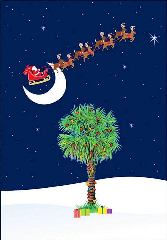 South Carolina Santa