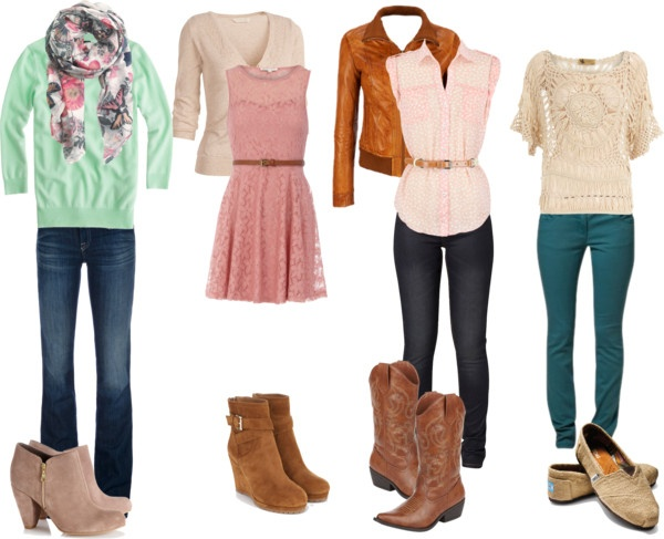 """""""Engagement Photo Outfit Ideas"""""""