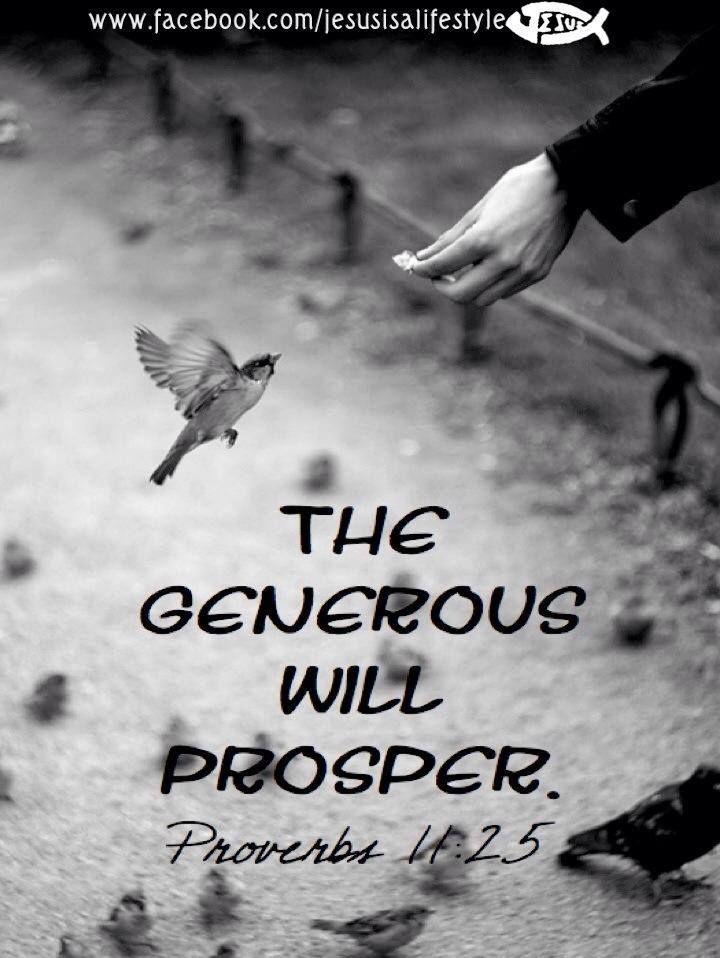 generous person - photo #36
