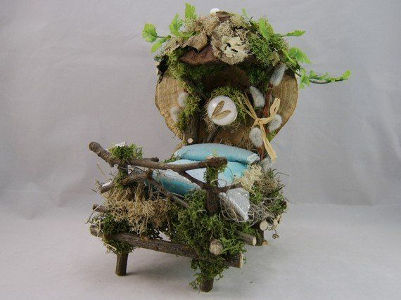 furniture fairy. fairy bed by wrongdecade furniture