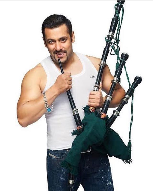Salman Khan for the new #DixcyScott ad  #SalmanKhan #BeingHuman #Bollywood
