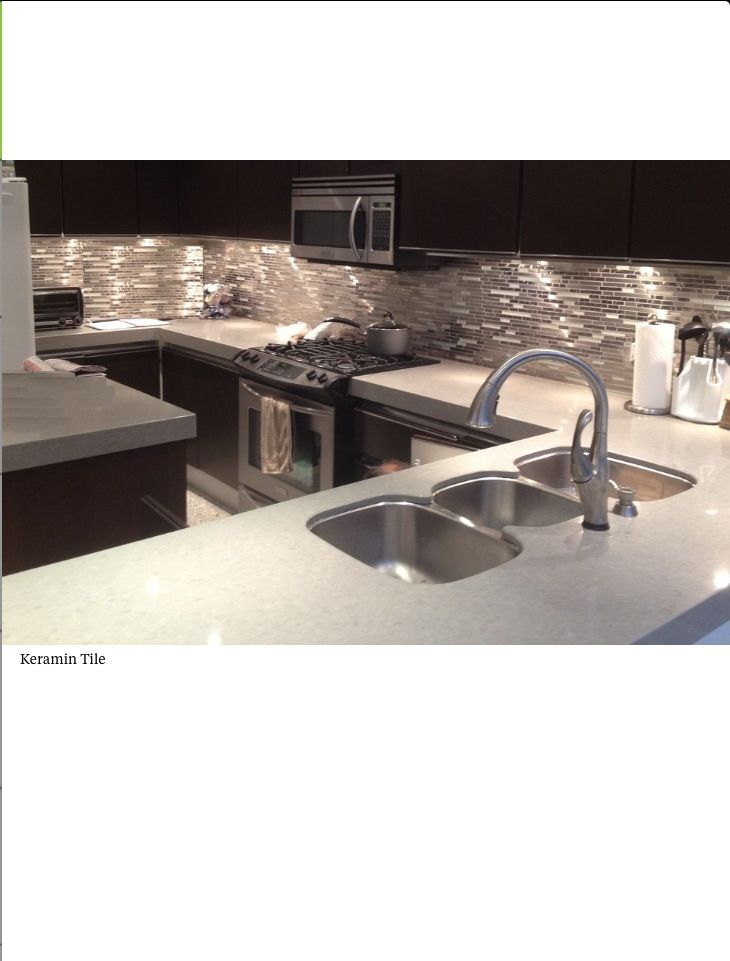 10 images about stainless steel backsplash on pinterest