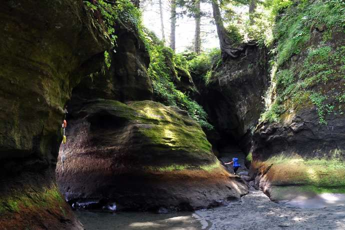 Hike The West Coast Trail 1