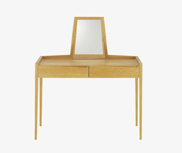 Pushkar Minimalist Dressing Table By Matthew Hilton