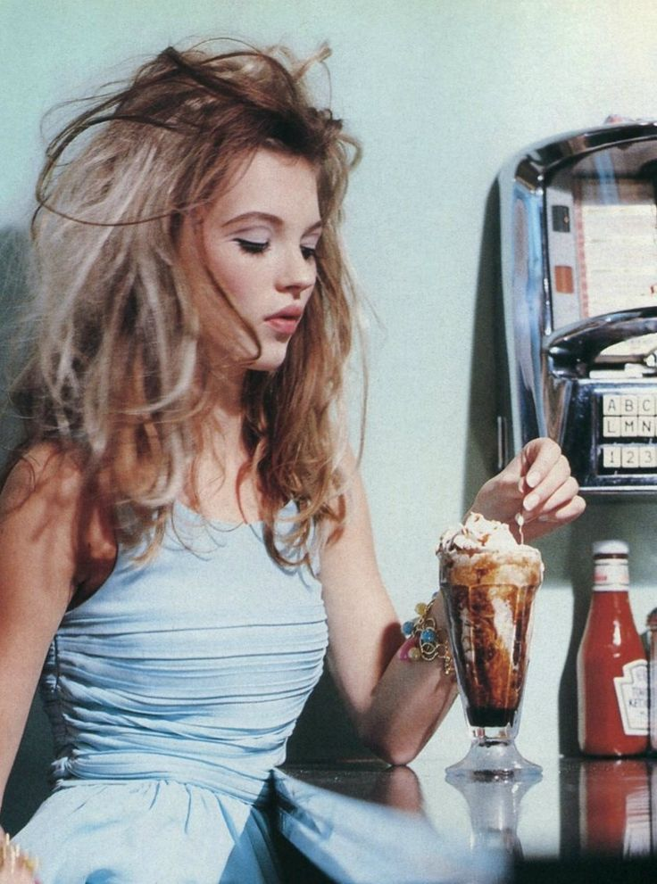 Vintage Kate Moss.