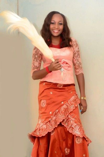 Nigerian Traditional wedding ceremony Igbo bride1