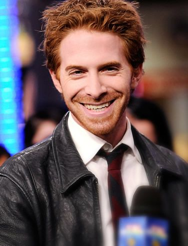 Seth Green - cute and funny!