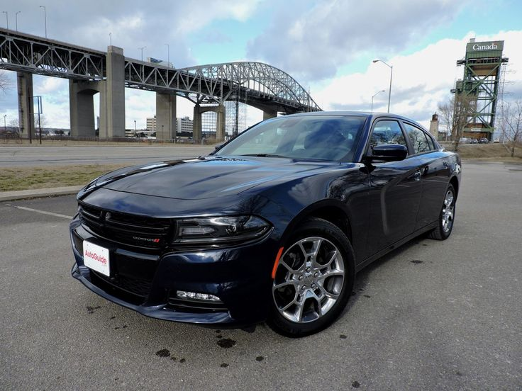 2016 Dodge Charger SXT AWD Review