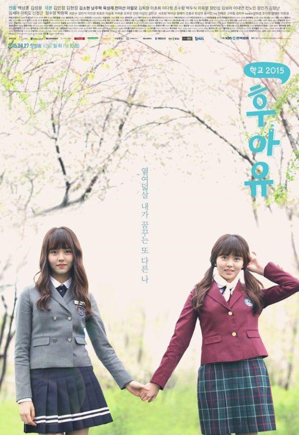 Sinopsis Who Are You School 2015 : sinopsis, school, Sinopsis, School, Hooayoo-, Hakgyo, Serial, Korea, Drama,, Korean, Drama