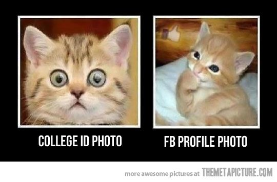 How personal pictures work…