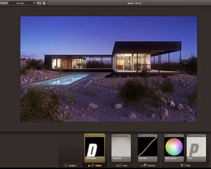 Red Giant Magic Bullet Looks 2.5 for After Effects, Final Cut Pro and Photoshop | Plugins Reviews and Download free for CG Softwares