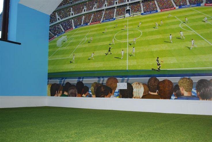 17 Best Ideas About Football Bedroom On Pinterest Boys
