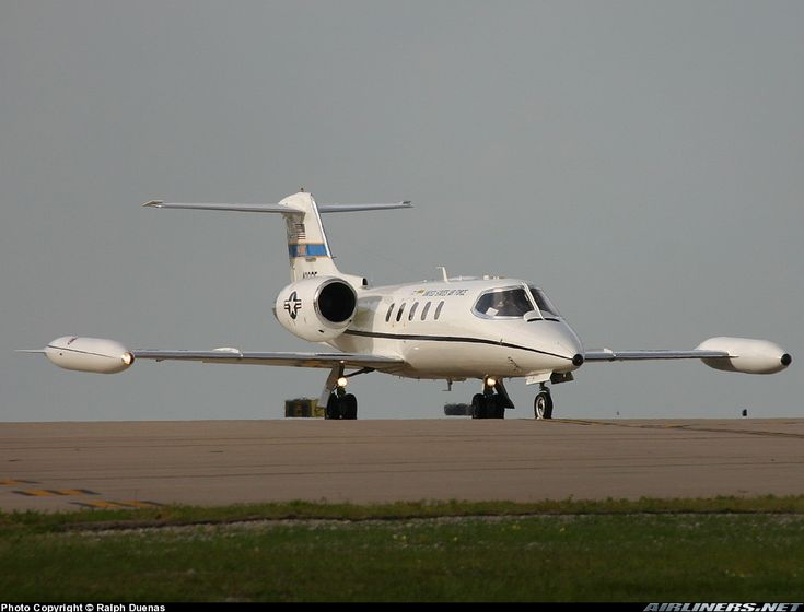 84 0111 Usaf United States Air Force Learjet C 21a 35a