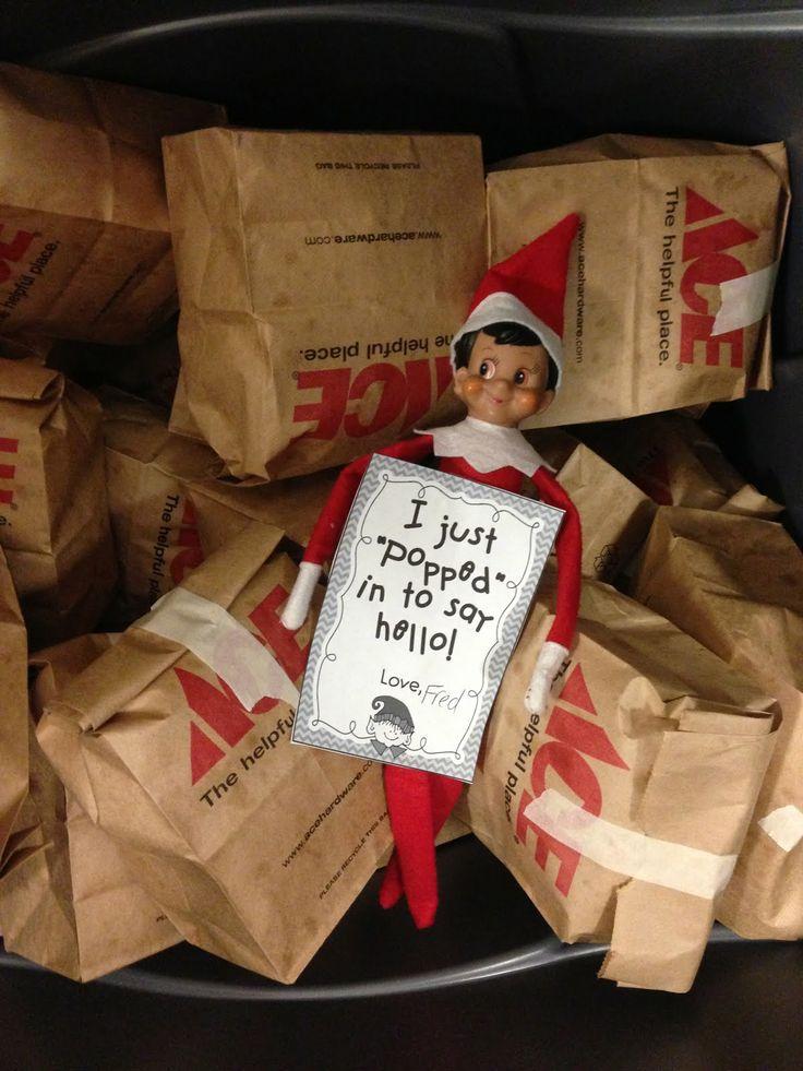 41 Best Elf On The Shelf Classroom Ideas Images On Pinterest