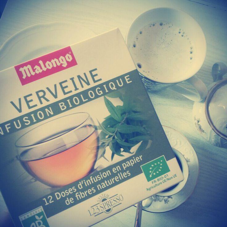Zinzino Malongo tea selection...Verveine www.zinzino.com Expect more from life